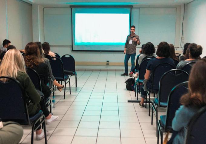 [Foto da galeria do post Participação no XII Congresso Brasileiro de Psicologia e Desenvolvimento]