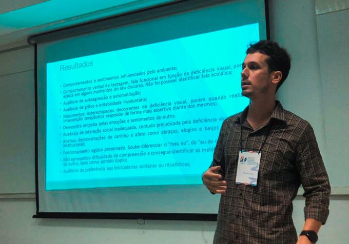 [Participação no XII Congresso Brasileiro de Psicologia e Desenvolvimento]