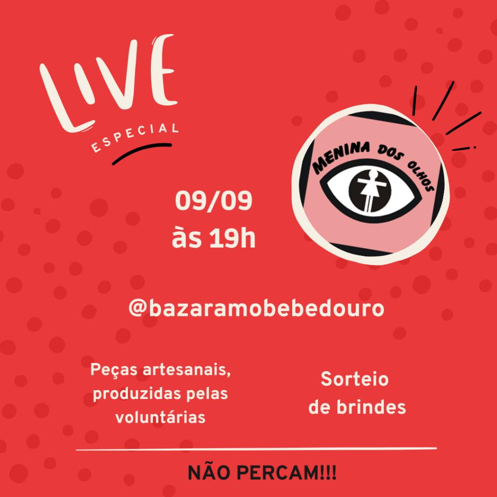[Live Bazar de Artesanato]
